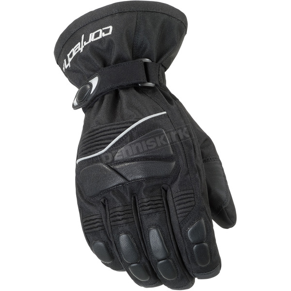 Cortech Black Blitz 2.1 Snowcross Gloves - 8929-1405-09