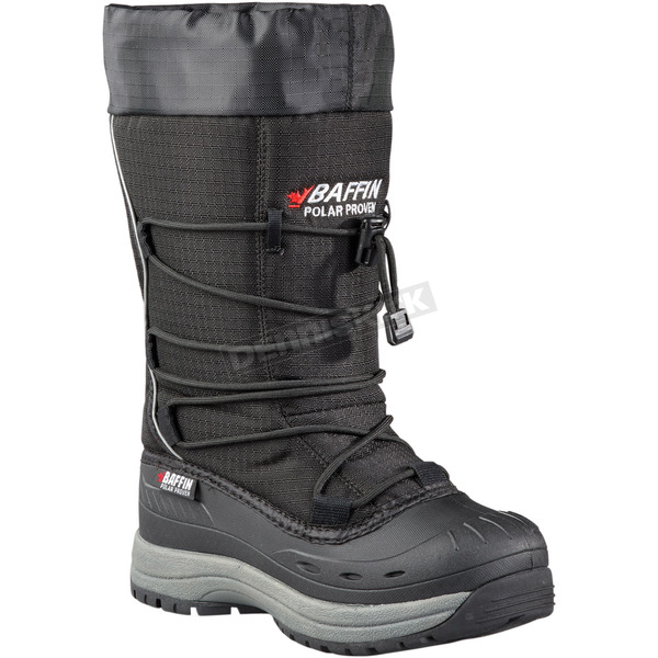 Baffin Womens Black Snogoose Boots - 11-74310