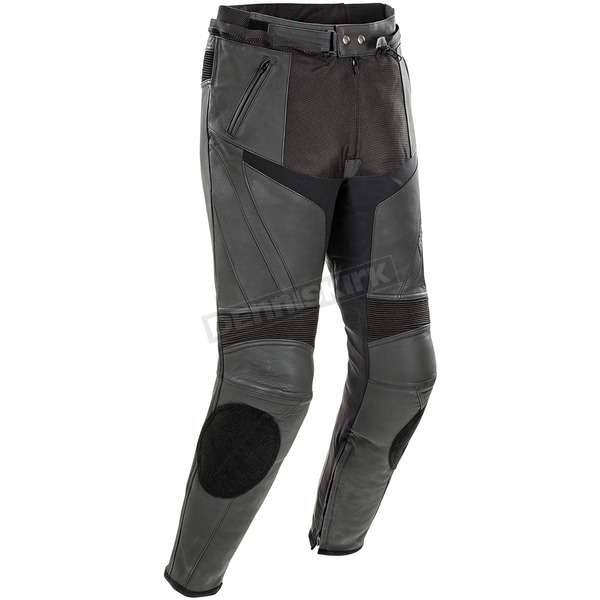 Joe Rocket Black Stealth Sport Pants - 1444-0032