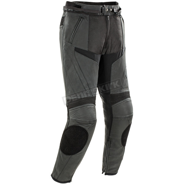 Joe Rocket Black Stealth Sport Perforated Pants - 1444-1034