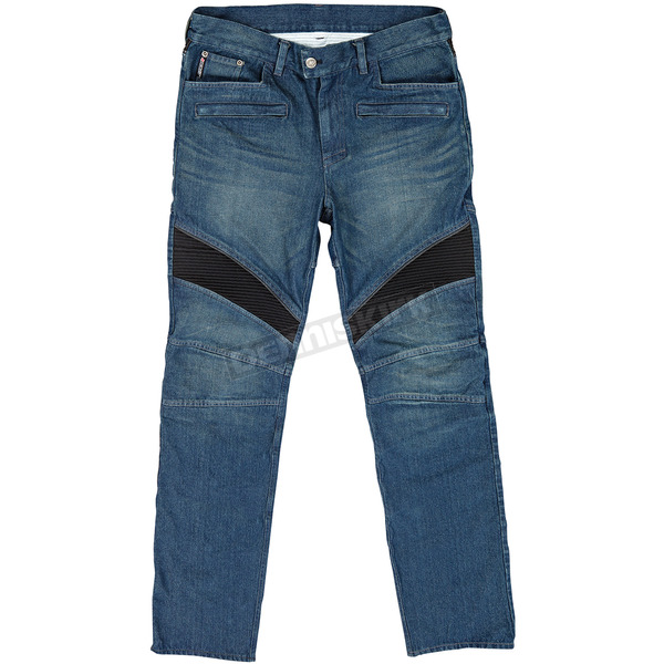 Joe Rocket Blue Accelorator Jeans - 1462-1030