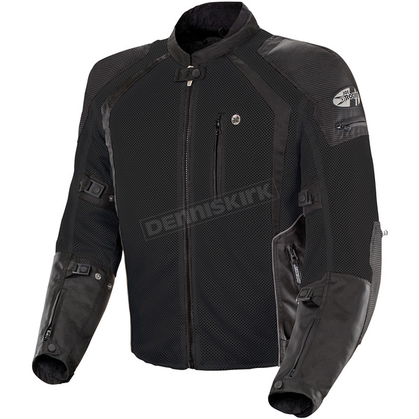 Joe Rocket Black Phoenix Ion Jacket - 1516-4007