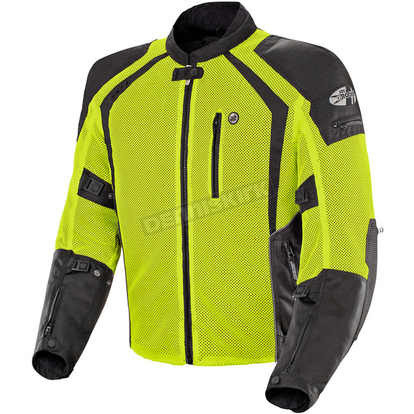Joe Rocket Hi Viz Yellow Phoenix Ion Jacket - 1516-4607