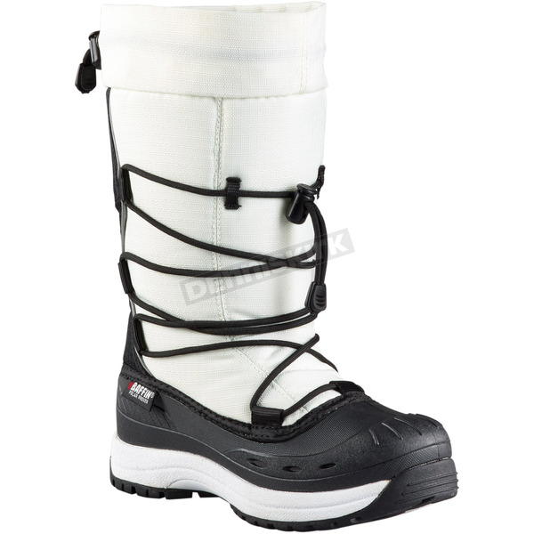 Baffin Womens White Snogoose Boots - 11-75210