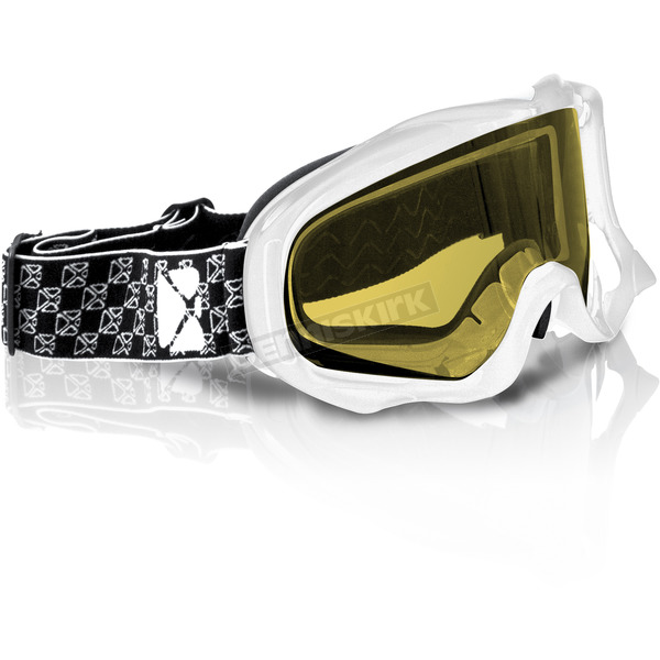 CKX White YH-18DL Goggles - 120017
