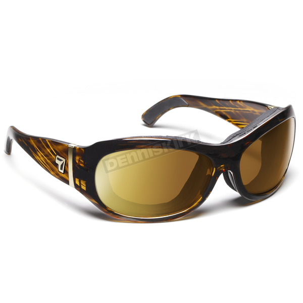 7EYE Sunset Tortoise Color Amp Copper NXT Briza Sunglasses  - 310621