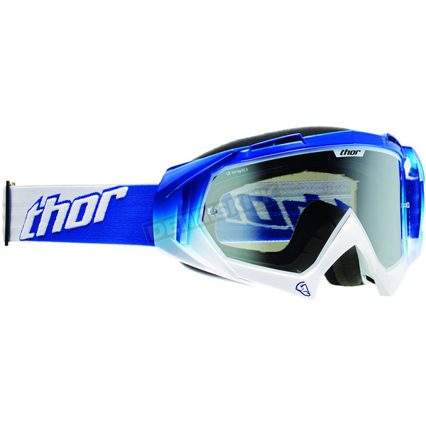 Thor Youth Blue/White Hero Goggles - 2601-1727