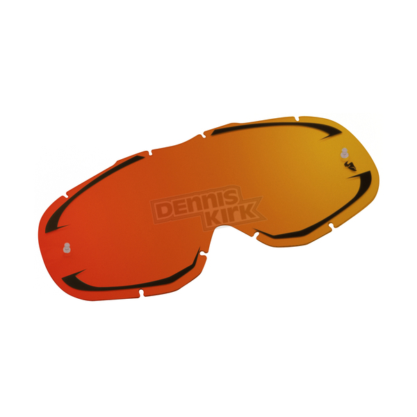 Thor Iridium Replacement Lens for Ally Goggles - 2602-0554