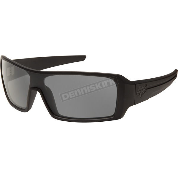 Fox Matte Black/Warm Grey Duncan Sunglasses - 06317-902-OS