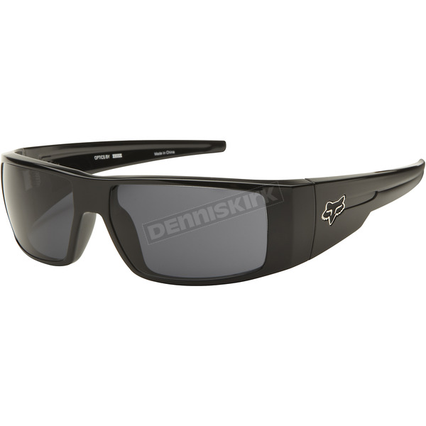 Fox Polished Black/Grey The Condition Sunglasses - 06323-901-OS