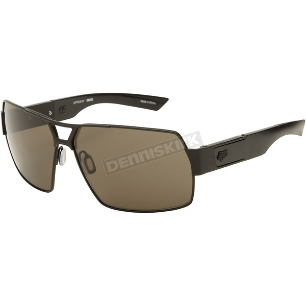 Fox Matte Black/Warm Grey The Meeting Sunglasses - 06325-902-OS