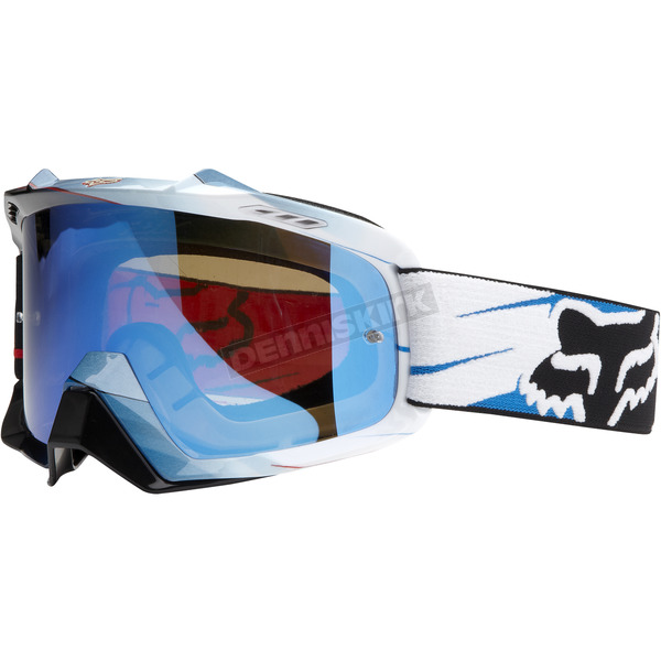 Fox Tracer Blue AIRSPC Goggle - 06334-904-OS