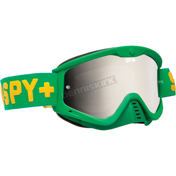 Spy Optic Speed Week Whip Goggle w/Silver Mirror Lens - 320791224212
