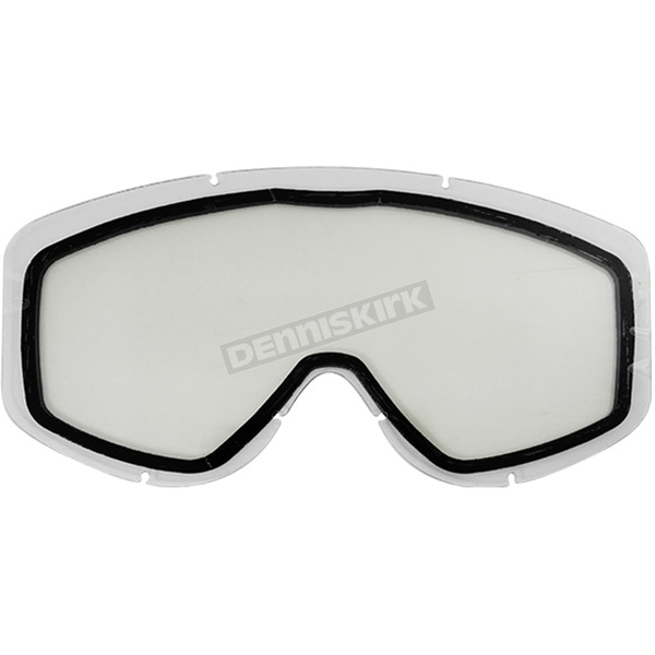 Castle X Clear Replacement Lens for Stage OTG Goggle - 64-9133A