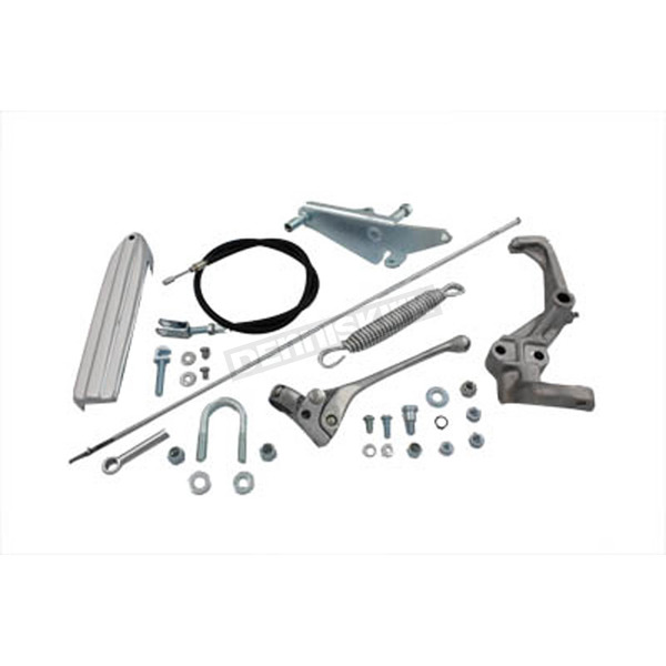 V-Twin Manufacturing Mousetrap Clutch Booster Assembly Kit w/Polished Levers - 22-0702