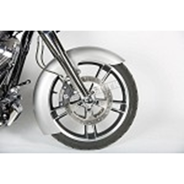 Russ Wernimont Designs 6 in. Wide Front LS-2 Fender w/Raw Spacers - RWD-50139