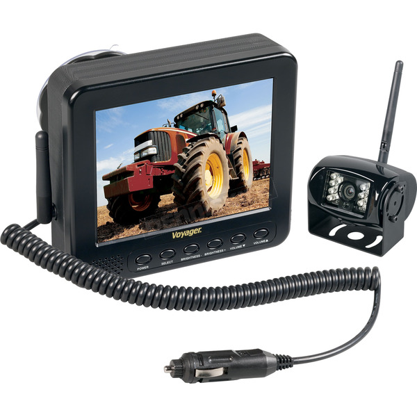 Jensen Toughcam 1 Camera Digital Wireless Observation System  - WVOS5MDCL1B