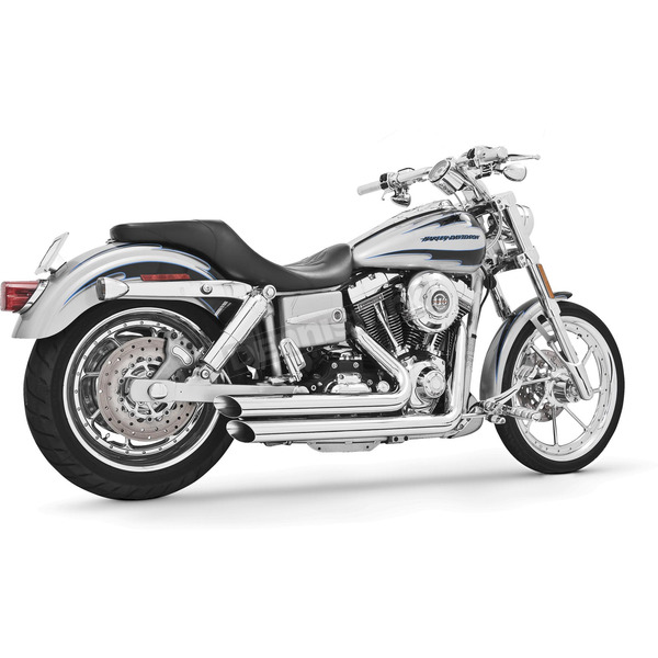 Freedom Performance Amendment Slash-Cut Exhaust System - HD00061