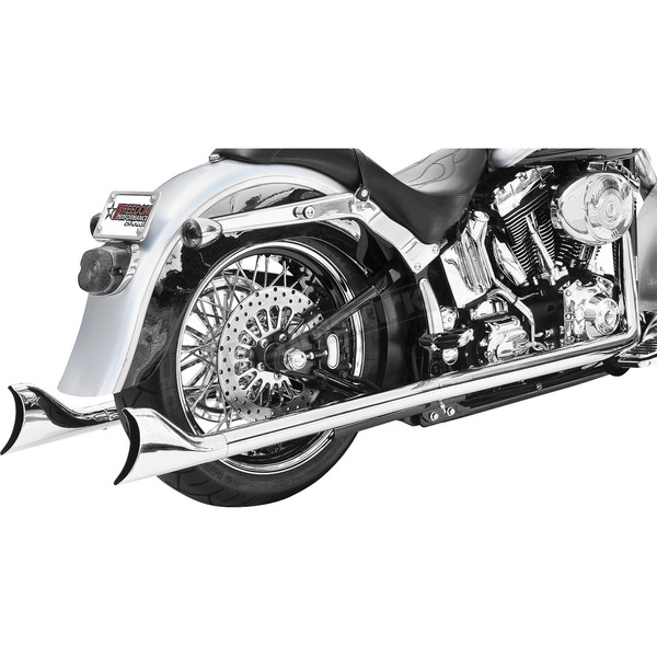 Freedom Performance Sharktail Signature True Dual Exhaust System - HD00202