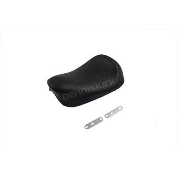 V-Twin Manufacturing Black Contour Solo Seat - 47-0788