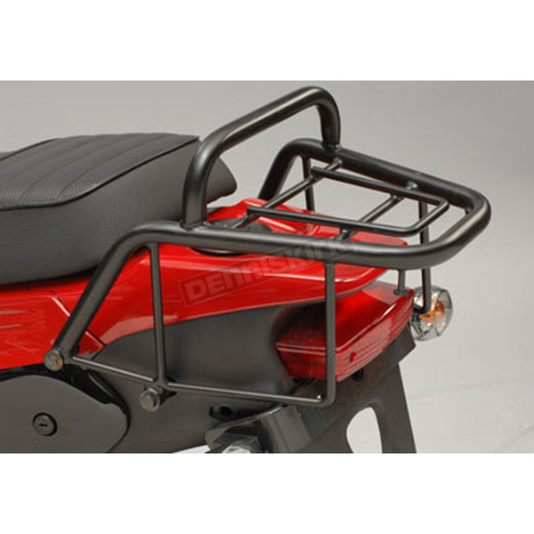 Prima Black Rear Rack for Rattler 50 & 110 - RRRAT1-B