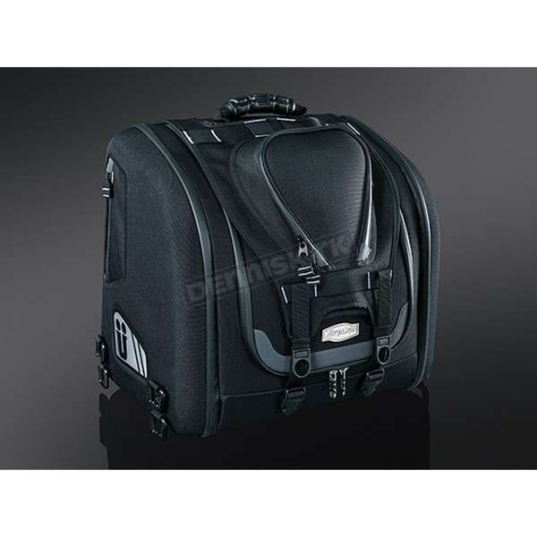 Xkursion By Kuryakyn Black Xkursion XS3.0 Seat/Rack Bag  - 5270