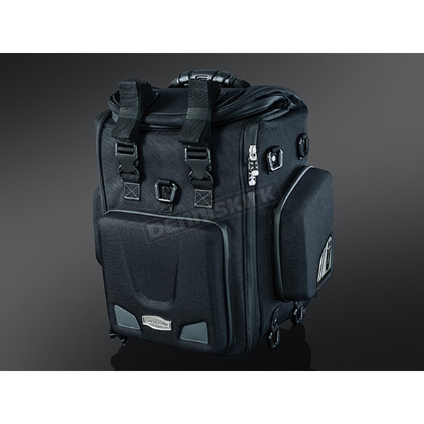 Xkursion By Kuryakyn Black Xkursion XW1.5 Roller Bag  - 5273