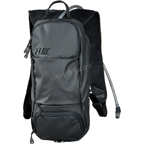 Fox Black Oasis Hydration Pack - 11686-001-OS