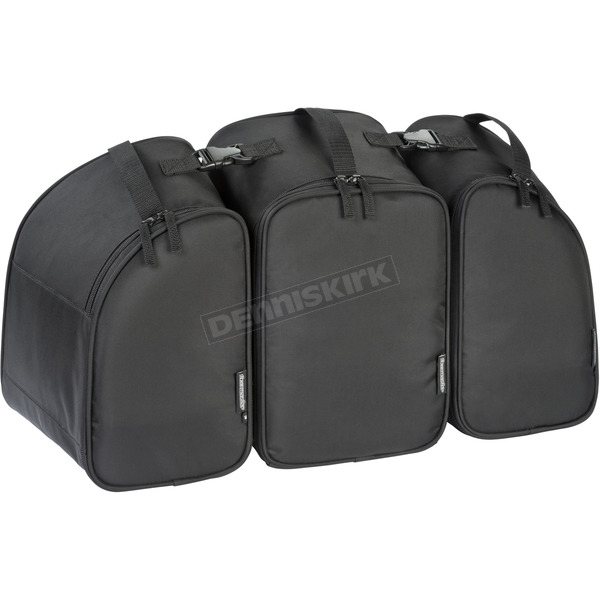 Tour Master Black Select Trunk Liners - 8207-0105-00