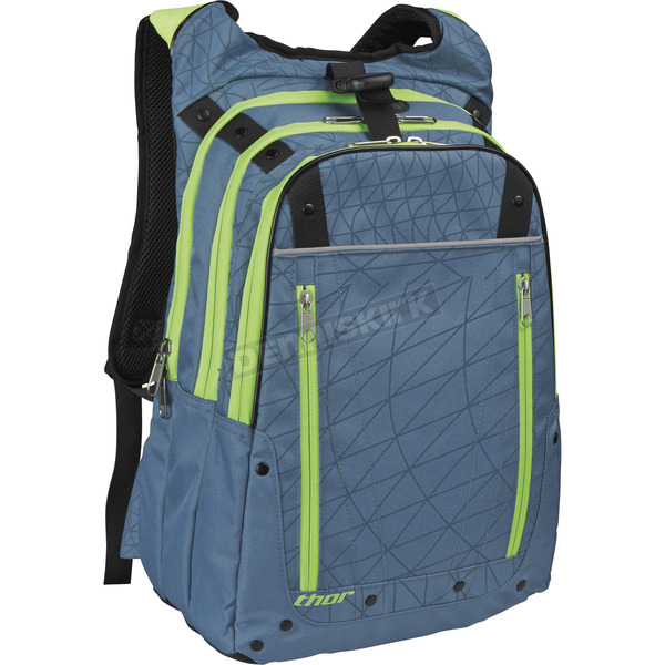 Thor Steel/Flo Green Reservoir Hydration Pack - 3519-0037