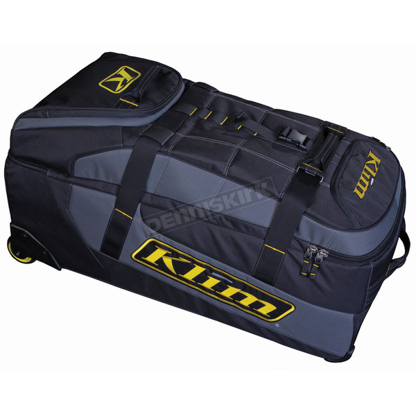 Klim Black Kodiak Luggage Bag - 3317-003-000-000