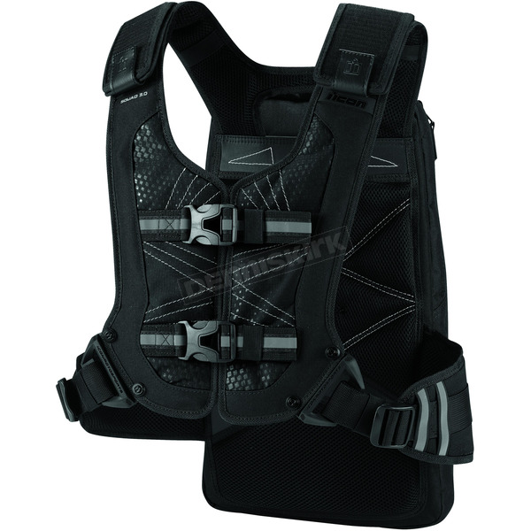 Icon Black Squad 3.0 Backpack - 3517-0282
