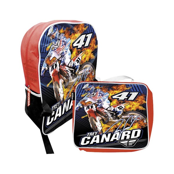 Smooth Industries Canard Back Pack/Lunch Box Combo - 3119-108