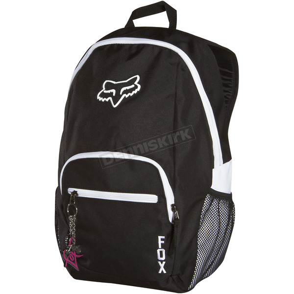 Fox Black Enhance Backpack - 06610-001-NS