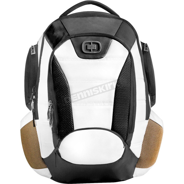 Ogio Black/White Celebrity Bandit II Back Pack - BANDIT II