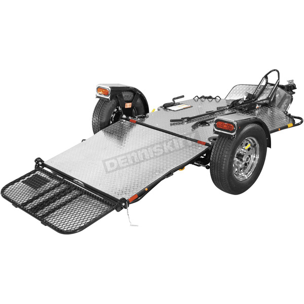 Drop-Tail Trailers One-Up Cruiser Trailer - 03-SCT1500-02