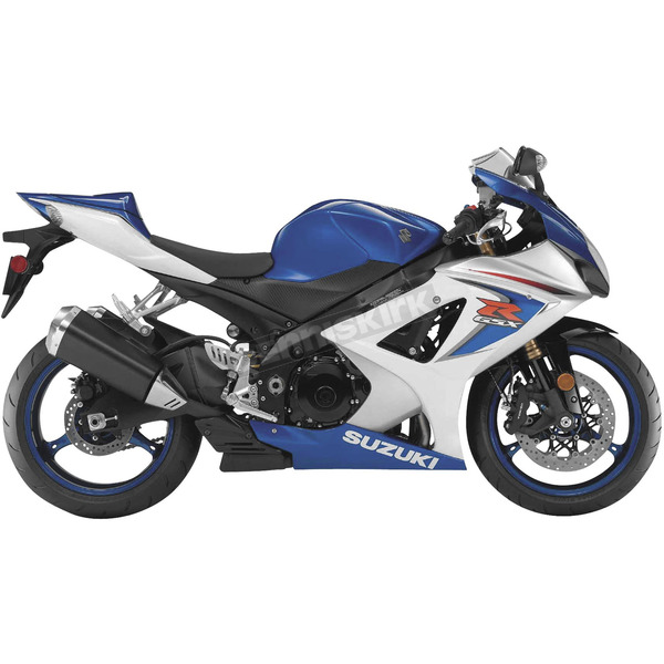 New Ray Toys GSX-R1000 2008 1:12 Scale Die-Cast Model - 57003a