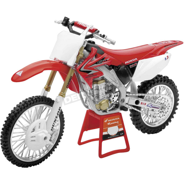New Ray Toys Red Bull Honda CRF450R 1:12 Scale Die-Cast Model - 43477