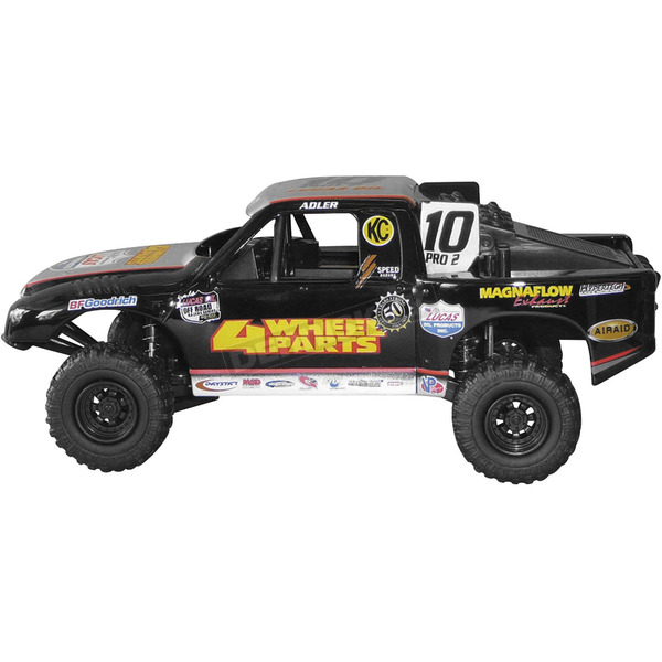 New Ray Toys 4-wheel Parts Team #10 Adler 1:20 Die-Cast Remote Controlled Model - 88623