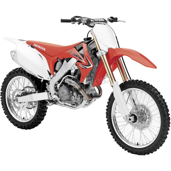 New Ray Toys 2012 Honda CRF450 1:6 Scale Die-Cast Dirt Bike Model - 49383