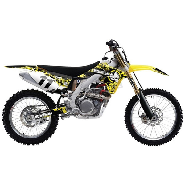Factory Effex Metal Mulisha Graphics Kit - 18-11422