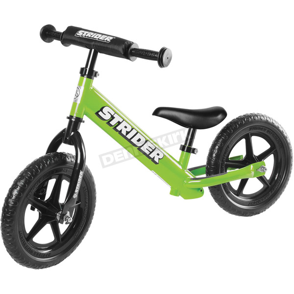 Strider Kids Green 12 in. Sport Balance Bicycle - ST-S4GN