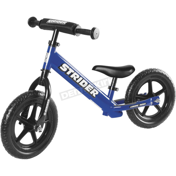 Strider Kids Blue 12 in. Sport Balance Bicycle - ST-S4BL