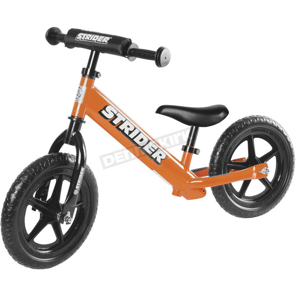 Strider Kids Orange 12 in. Sport Balance Bicycle - ST-S4OR