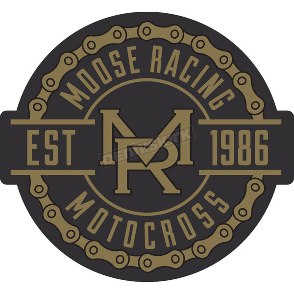 Moose Medallion Decal - 4320-1806
