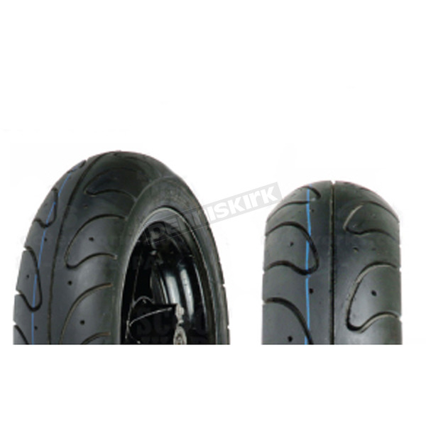 Vee Rubber Rear VRM-100 90/90/10 Blackwall Scooter Tire - 0600-0043