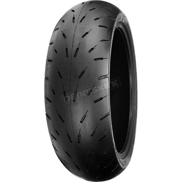 Shinko Rear Hook-Up Drag 190/50ZR-17 Blackwall Tire - 87-4651