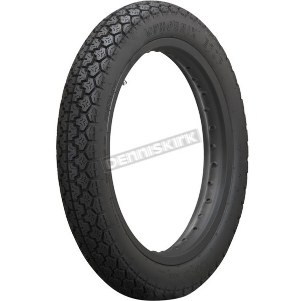 Front/Rear 3.50-18 Cycle E70P Tire - 71310