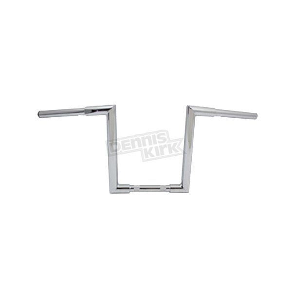 V-Twin Manufacturing Chrome 1 1/4 in. Fatty Z Handlebar - 25-0753