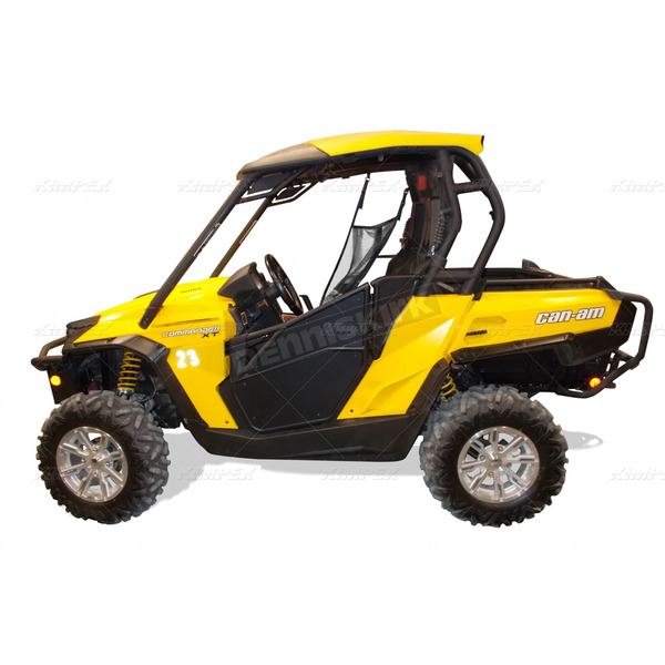 Kimpex Black UTV Doors  - 073160